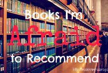 Books / by Tayler Greene