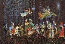 Fairy -Tail  Illustrations