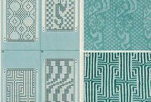 borduren patroon