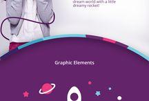 Kids // Graphic Design