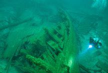Ship Wrecks