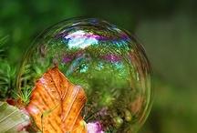balloons; bubbles; drops