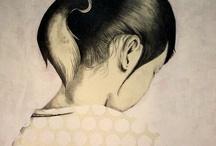 Illustrazioni/2 / Book covers, illustrazioni, collage