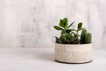 Ceramics / What's not to love about beautiful items made from the earth with your hands