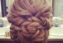 Prom hairstyles & make-up / Prom hairstyles & make-up