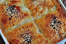 milföylü yufkalı börek