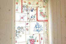 Vintage Linens / by Connie Stilts