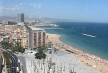 Barcelona Beach Feeling / Barcelona offers various beaches along the city. In this board, we collect photos of them and their atmosphere.