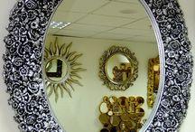 интерьерные зеркала