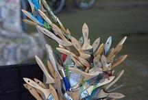 @Sculpture, Paper Mache / by Elizabeth Monday