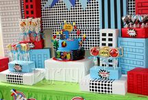 Events: Party Ideas for Boys