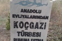 Koçgazi köyü / Sandıklı/Afyonkarahisar/Türkiye