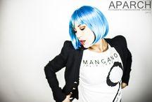 "APARCH  - 2013 - book ""MANGANO"" / con Kristal Voice & OSSO"