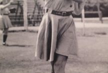 First women Baseball Team / by Christine Asby