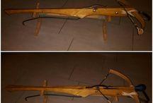 Larp Werkstatt (Eigenbau) / Ein paar Teile aus meiner Werkstatt fürs LARP