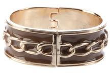 AW 2012 - Bracelets and cuffs
