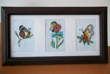 DIY: Decoraciones de papel / Do It Youself: Manualidades para decorar con papel