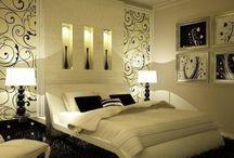 Bedroom stuff / by Desarae Nunnery