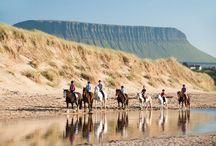 Equitation dans les pays Celtes