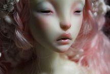 التكامل / dolls