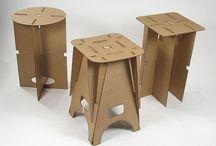 Muebles en carton