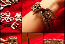 Cool things to try doing / Jewelry, accessories, etc... Reusing items for a greater good