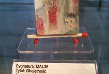 MALARSTWO Polska / Dział Malarstwa, Rysunku i Grafiki  - Muzeum Miniaturowej Sztuki Profesjonalnej Henryk Jan Dominiak w Tychach