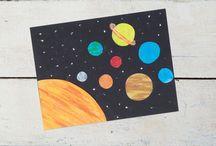 Space Camp Crafts