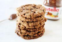 Cookies & Treats / Get your hand caught in the cookie jar.