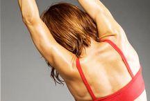 Workouts  / by Nicole Bowman
