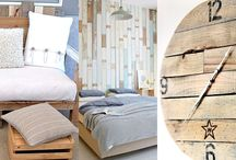 {ETTES PALLET TIME} / What you can do with a simple pallet a saw and a drill! / by The Farmerette