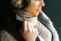 как носить платок