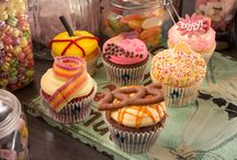 Summer 2015 / Life is sweet but it can be made even sweeter with one of our nostalgic cupcakes! You'll be like a kid in a candy store trying to pick your favourite!