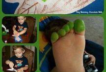 Hobby for barn