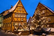 Rothenburg o b Tauber Germany / by Eleanor Webber-Lyne