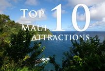 Maui / Things to See, Places to Go on Maui