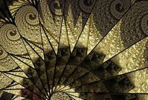 fractals create beauty / by Stacy Kovats