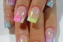 Nails / Fun and cute nail designs