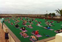 Club la Santa / Training and enjoying facilities of Club la Santa, Lanzarote