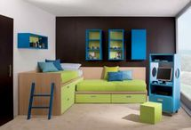 Ideas for my little loves room / by Marissa Shipton