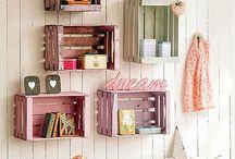 ideas para cuartos vintage