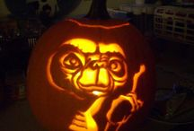 Pumpkin carvings  / by Monica Ovalle