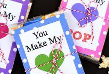 Idées pour saint-valentin