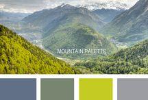 Fougeray palettes couleurs