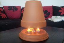 Chauffage bougies