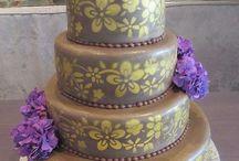 Hochzeitstorten / Hier stellen wir Ihnen unsere neuesten bzw. individuell nach Kundenwunsch kreierten Hochzeitstorten vor