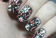 nail art ideas / somethings that inspire me to get done on my nails <3