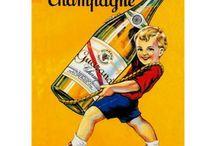 Pôsteres/publicidade vintage