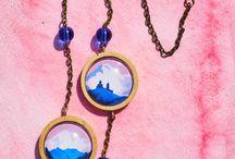 Fram design - climbing jewelry