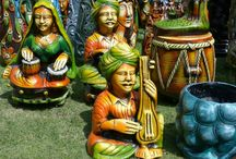 Handicraft's in India